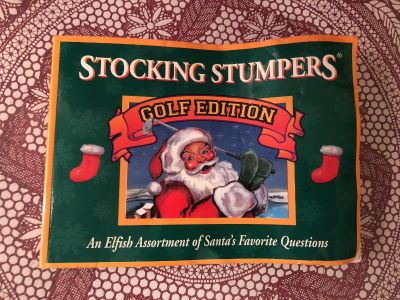 Stocking Stumpers -Golf Edition. Paperback