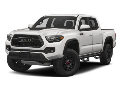 2018 Toyota Tacoma (Not Given)