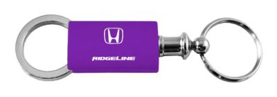Sell Honda Ridgeline Purple Anodized Aluminum Valet Keychain / Key fob Engraved in U motorcycle in San Tan Valley, Arizona, US, for US $14.61