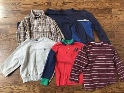 5t Boys Fall/Winter Clothes. 33 Piece Lot