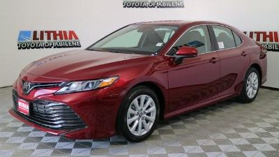 2019 Toyota Camry (RUBY FLARE PEARL)