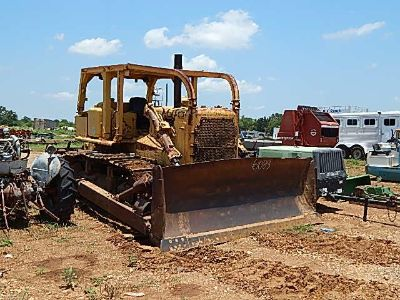 Huge Farm  Construction Auction