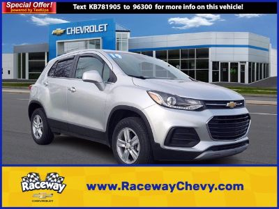 2019 Chevrolet Trax (Silver Ice Metallic)
