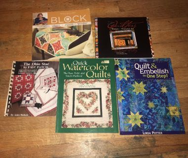 Quilters books