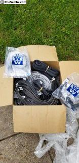 Wolfsburg West Body Rubber Kit