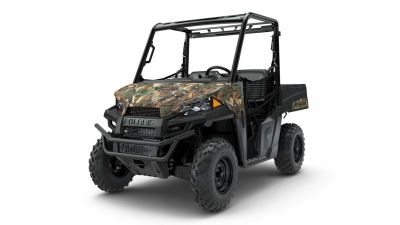 2018 Polaris Ranger 570 Polaris Pursuit Camo Side x Side Utility Vehicles Troy, NY