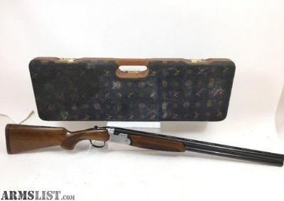 For Sale: Beretta 12 ga 686
