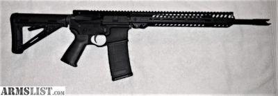 For Sale: Seekins Precision SP15C