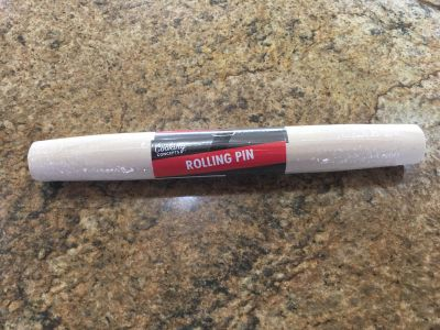 New wood rolling pin i have 3 or all for $5