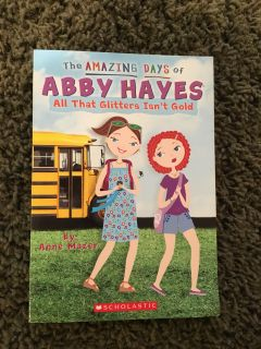 $1 Abby Hayes book