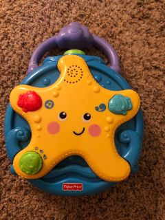 Fisher Price Light and Sound Projector