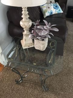 Two Side End Tables