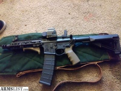 For Sale/Trade: BNIB spikes tactical 300 blackout pistol