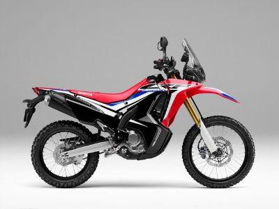 2018 Honda CRF250L Rally Dual Purpose Motorcycles Escanaba, MI