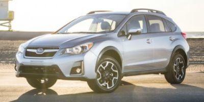 2016 Subaru Crosstrek Limited (Dark Gray Metallic)