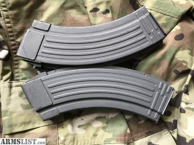 For Sale: AR/AK magazines
