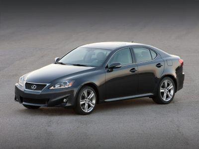 2011 Lexus IS 250 Base (Mercury Metallic)