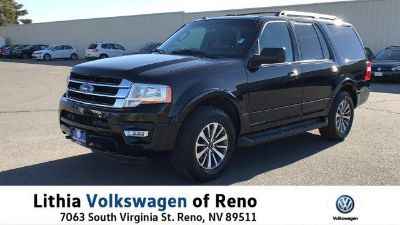 2017 Ford Expedition XLT 4x4 (BLACK)