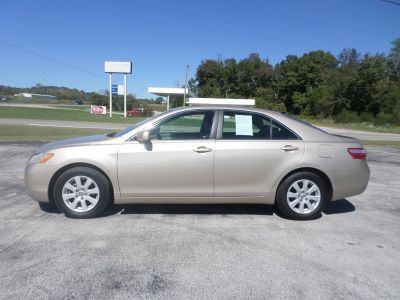 2009 Toyota Camry Base (Gold)