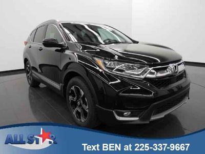 Used 2017 Honda CR-V 2WD