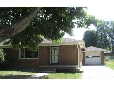 2 Bed 1 Bath Foreclosure Property in Indianapolis, IN 46226 - N Euclid Ave