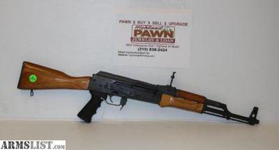 For Sale: I.O. INC SPORTER AK-47 7.62 X 39mm