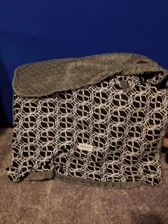 Baby Carseat Canopy Cover