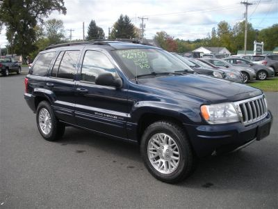 2004 Jeep Grand Cherokee Limited (Blue)