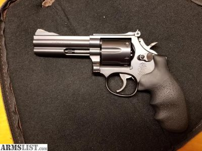 """For Sale: RARE 1989 Smith & Wesson 586 4"""" - Limited edition"""