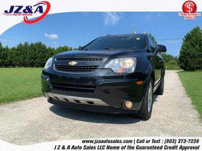 2014 Chevrolet Captiva Sport LT (Black Granite Metallic)