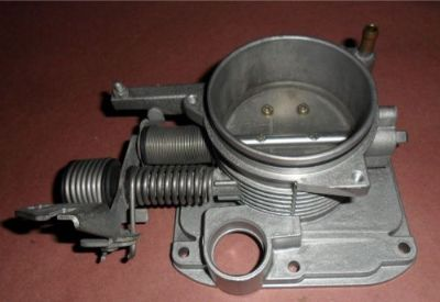 Buy BMW E38, E39 4.0L / 4.4L V8 Throttle Body Housing motorcycle in Cedarburg, Wisconsin, United States, for US $49.00