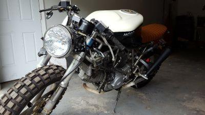 2003 Ducati SUPERSPORT 750