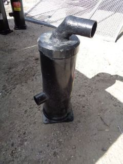 """Purchase NAUQUALIFT SILENCER XI-ISL-3215 2"""" IN/OUT 8""""H MARINE MUFFLER CORP motorcycle in Seminole, Florida, United States, for US $159.99"""