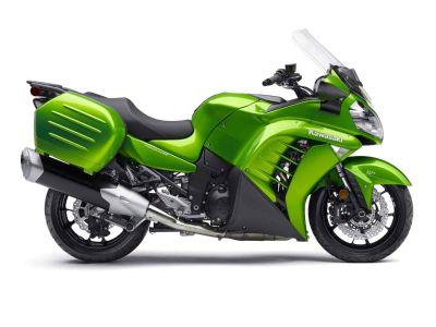 2015 Kawasaki Concours 14 ABS Sport Touring Motorcycles Lake Park, FL