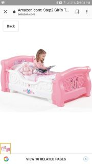 ISO: This exact toddler bed