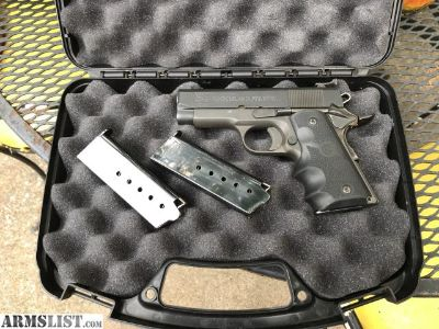 For Sale: RIA OFFICERS COMPACT 1911 45acp upgraded