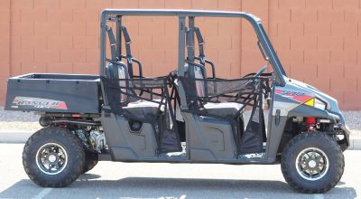 2017 Polaris Ranger Crew 570-4 EPS Side x Side Utility Vehicles Kingman, AZ