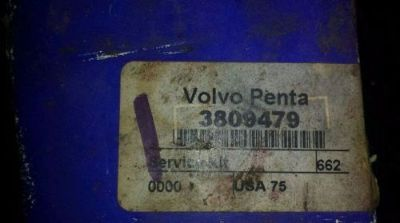 Buy Volvo Penta OEM OIL HOSE KIT 3809479 New Old Stock in Box with instructions motorcycle in North Port, Florida, United States, for US $12.00