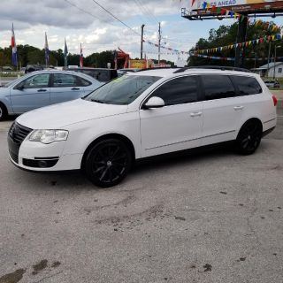 2008 Volkswagen Passat Turbo (White)