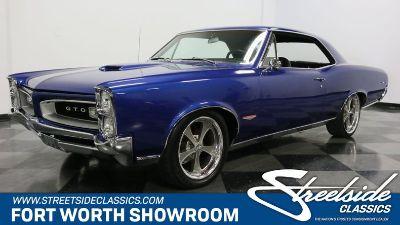 1966 Pontiac GTO Restomod