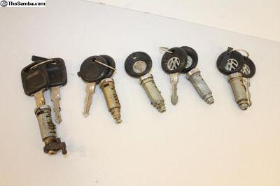 71 & Newer Water Cooled Door Locks