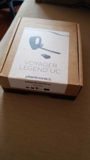 Plantronics Voyager Legend UC Bluetooth Headset - Retail Packaging - Black