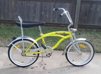 One of a Kind 20 inch Retro ( New)  Bicycle