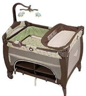 EUC Graco Pack and Play