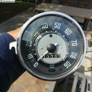 1964 speedometer