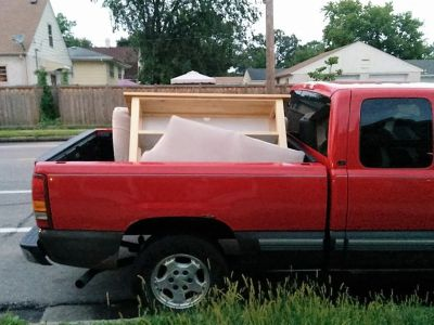 Rosie's haulin services ! Junk removal & item delivery