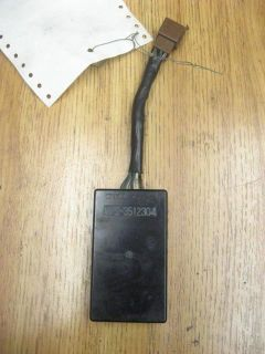 Find 82 Honda VF750S VF 750 Sabre CDI Box Igniter KNOWN GOOD motorcycle in Cumberland, Maryland, US, for US $95.00