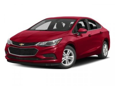 2018 Chevrolet Cruze LT (Summit White)