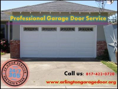 Emergency Garage Door Repair $25.95 Arlington, Dallas