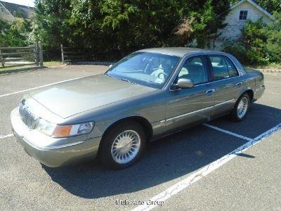 2000 Mercury Grand Marquis LS 4-Speed Automatic